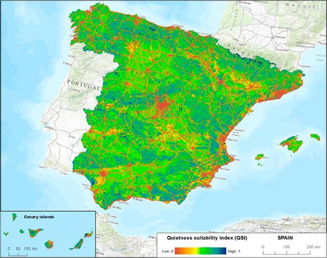 desarrollo mapas ruido