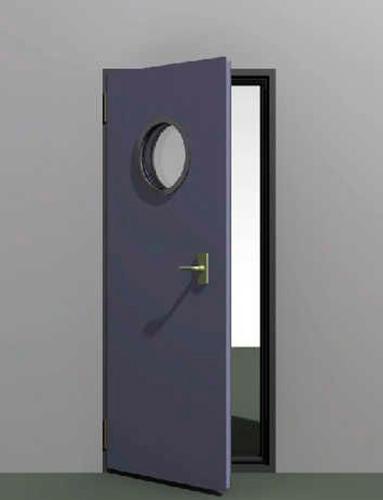 puerta acustica fonoabsorbente